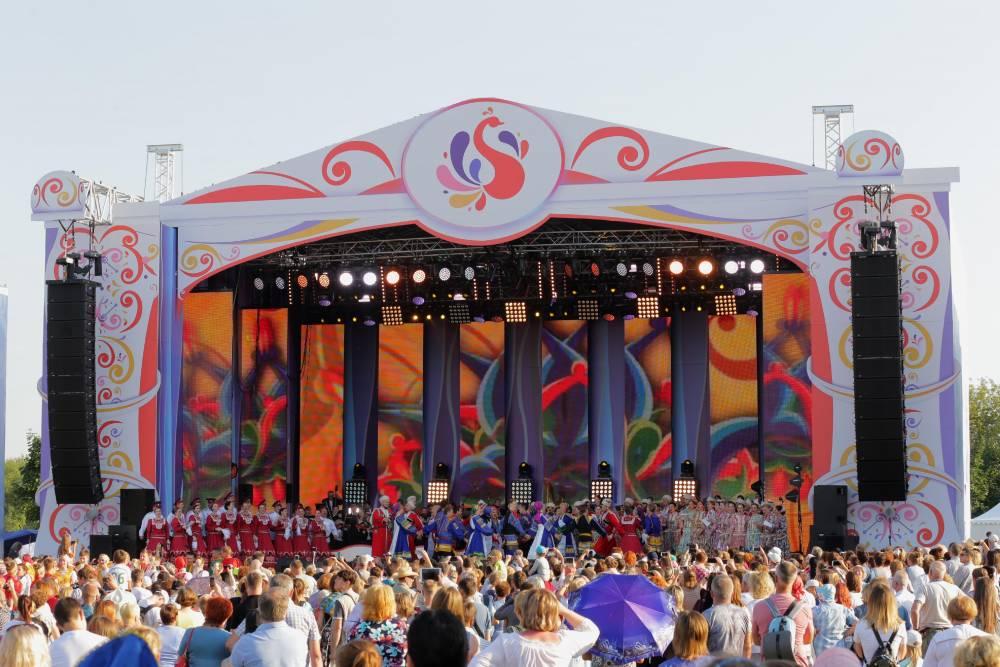 Фестиваль Русское поле 2018