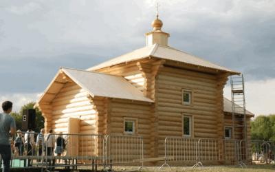 Храм для души и без гвоздя