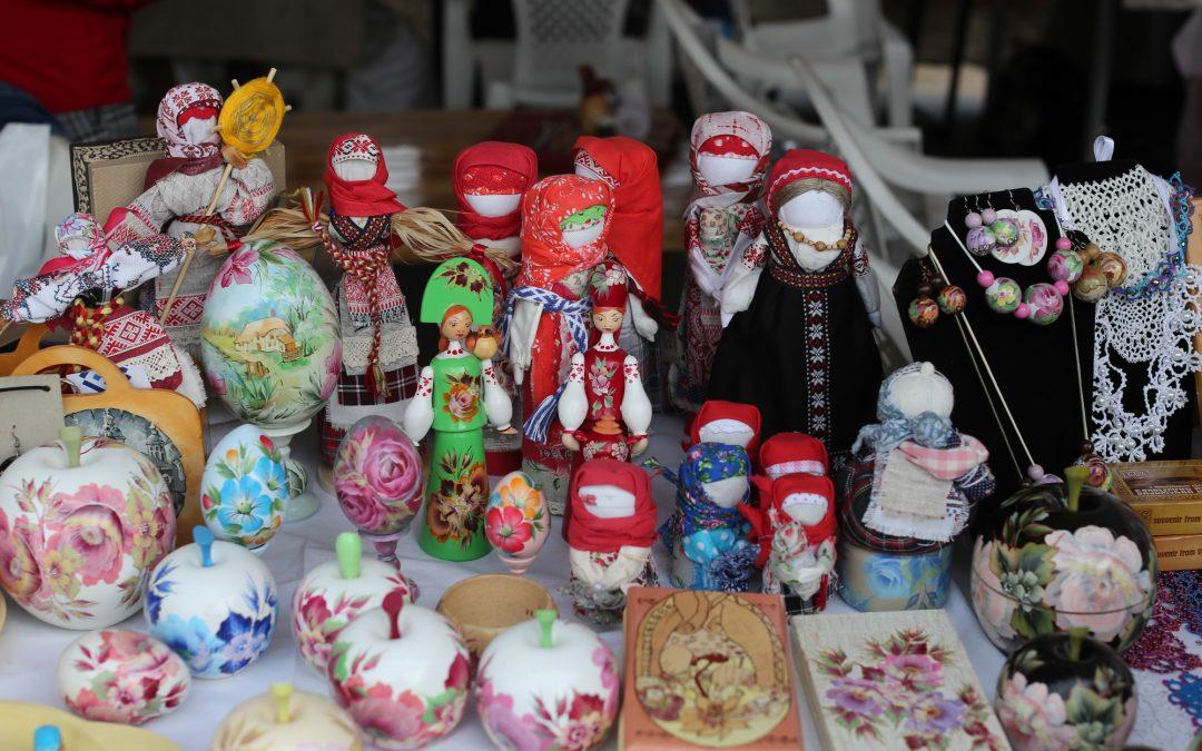 СМИ о Фестивале Русское Поле 2019