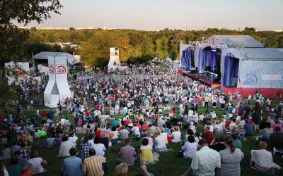 На фестивале «Русское поле» установят рекорд по самому большому этнограффити и испекут огромный пряник