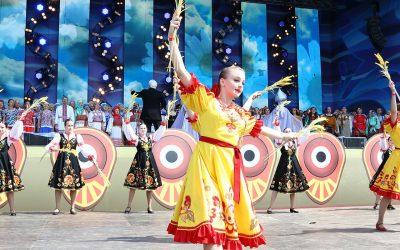 Специально для фестиваля «Русское поле» изготовят уникальный «царь-поднос»