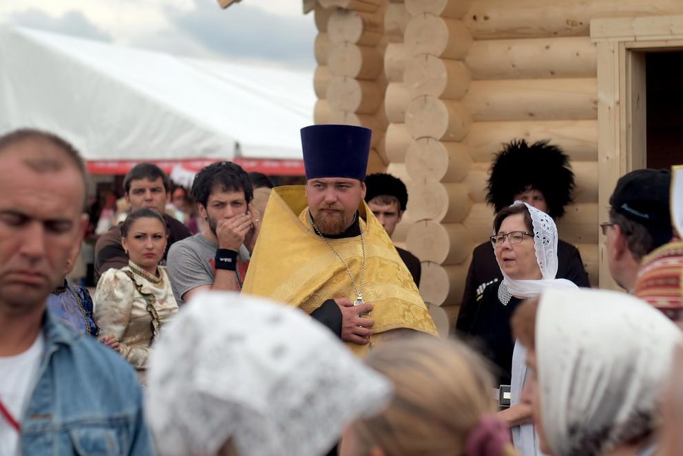 Монастырский двор 2013