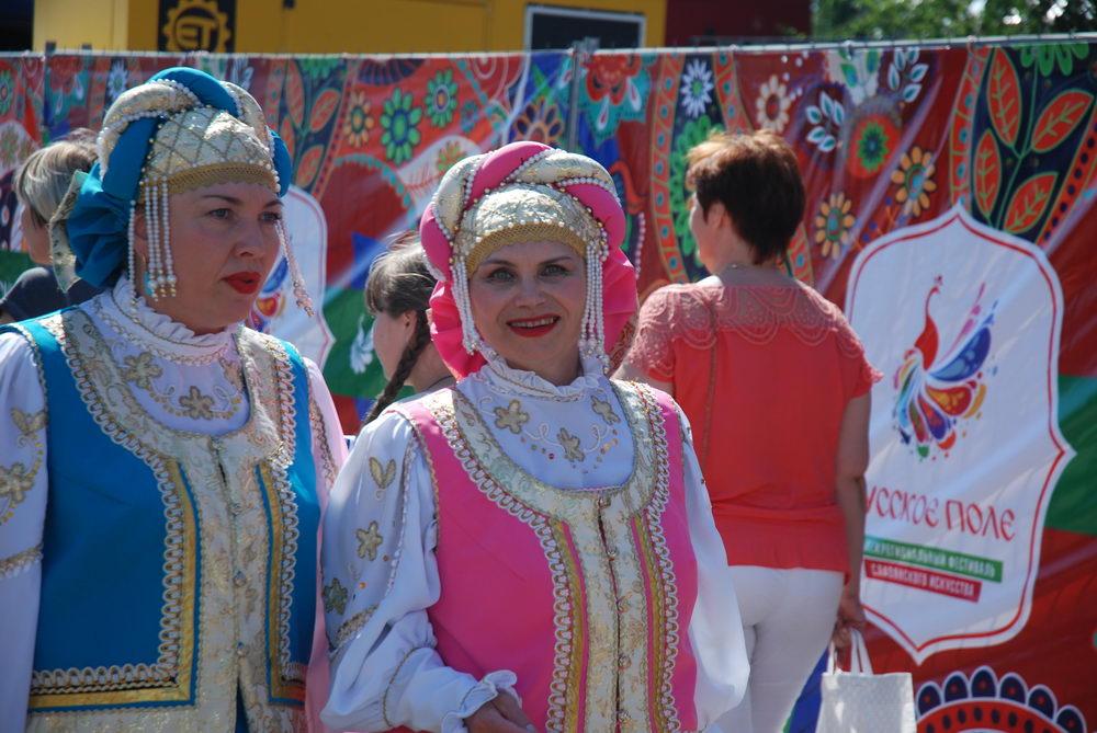 Фестиваль Русское поле 2015