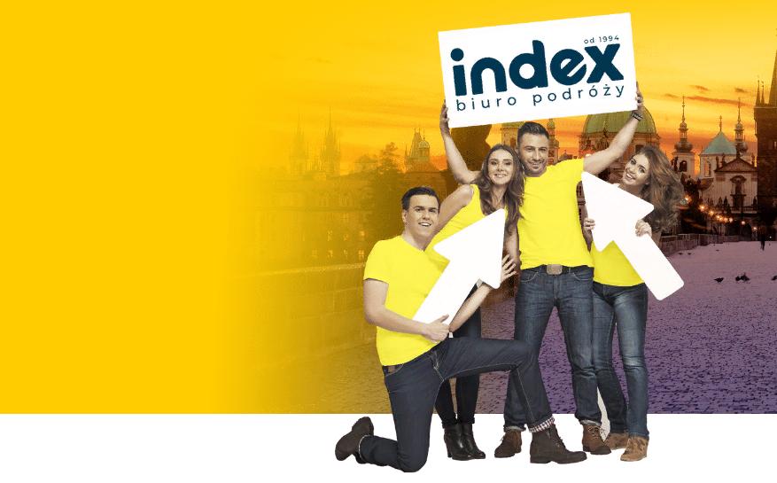 Biuro Podróży INDEX
