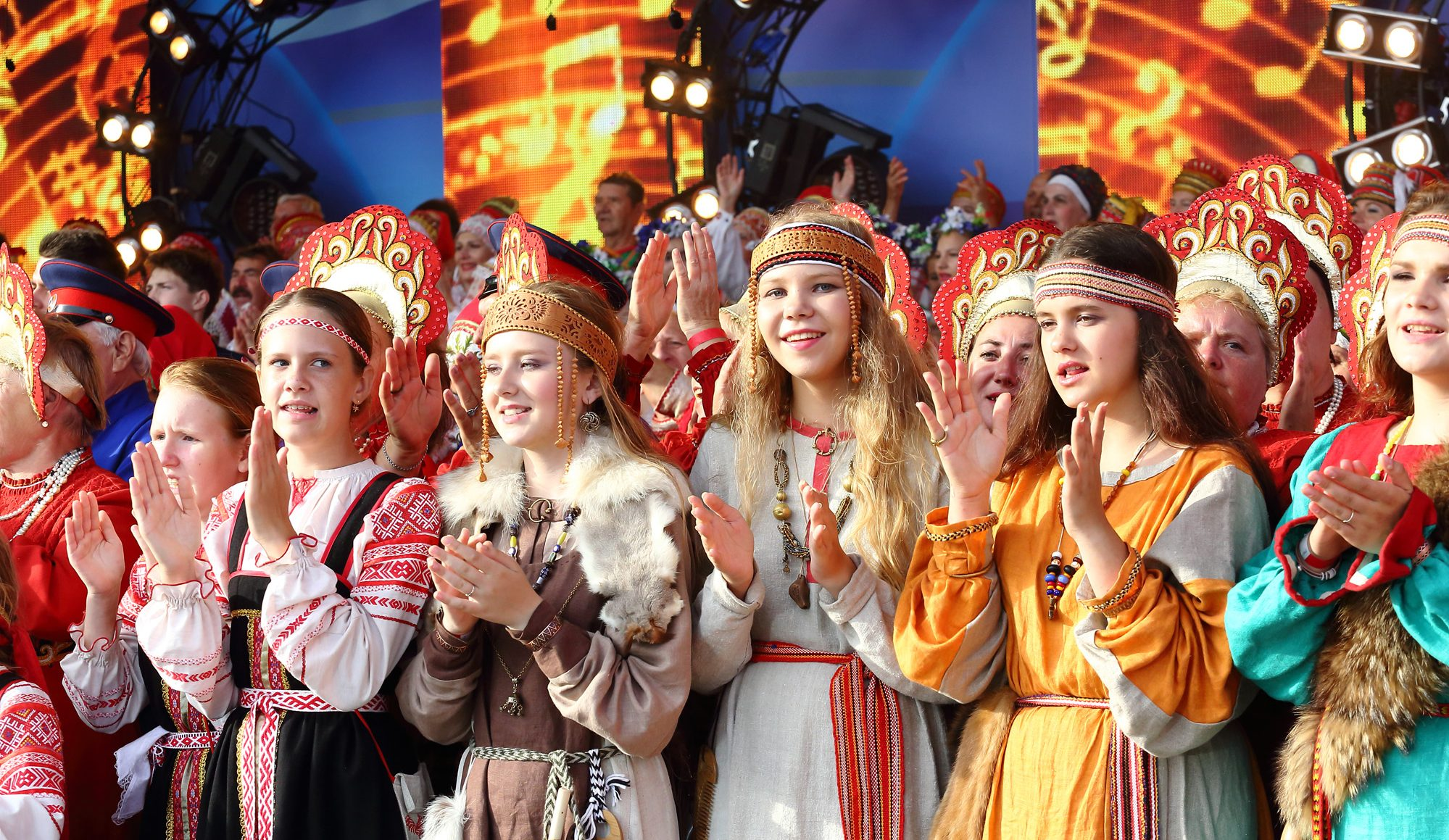 Размышления о Русской песне